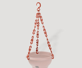 Chains for flowerpots