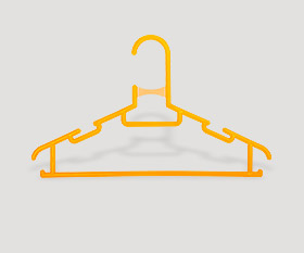 Hanger for kids clothes 5/1